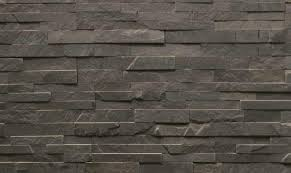 Modern Black Stone Wall Texture Cladding Tiles L For Design Inspiration