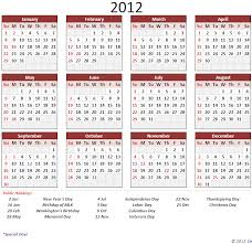 Perpetual Calendar Advanced Cells At Work