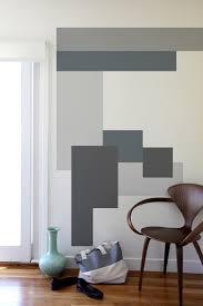 geometric wall paintGEOMETRIC IN DESIGN  Interior Design