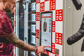 Clothing Vending Machine Best Uniqlo Brings Clothing Vending Machines To US Customers HuffPost