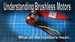Brushless Motor Numbers Explained Kv Etc
