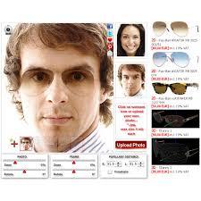 virtual eyegles try on shot 4