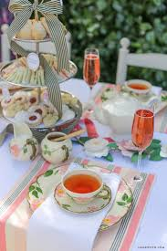 Japanese Style Table Setting 17 Best Ideas About Tea Table Settings On Pinterest Tea Tables