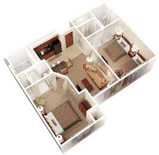 Staybridge Suites  Extended StayerStaybridge Suites Floor Plan