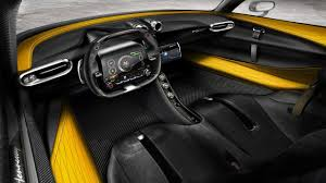 Hennessey's 300mph Venom F5: first interior pics | Top Gear