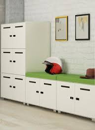 modern office storage cabinets. metal office lockers with seating modern storage cabinets e
