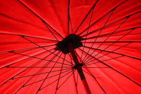 Image result for red umbrella