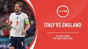 Italy v England prediction, betting ...
