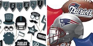 Super Bowl Party Decorating Ideas 100 Fun Super Bowl Party Decorations Best FootballThemed 92