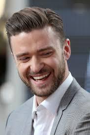 4 ทรงผมสดเทของ Justin Timberlake