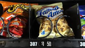 Vending Machine Cookies Unique Usa Circa 48 Famous Stock Footage Video 48% Royaltyfree