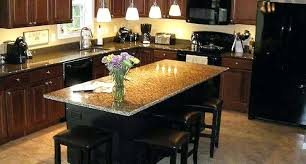 architecture granite countertop overhang stylish support santa rosa nectar with regard to 0 from granite