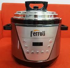 Nồi áp suất điện đa năng Ferroli FPC900-D 5L 900W