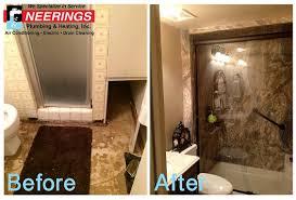 bathroom remodeling salt lake city.  Salt Bathroom Remodeling Showing Before And After In Bathroom Remodeling Salt Lake City B