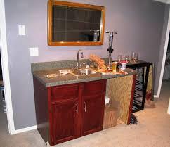 wet bar sink cabinet home improvement 2017 designs for 14