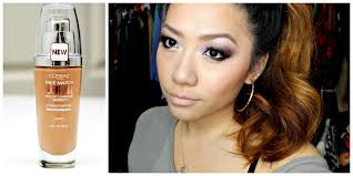 l oreal lumi true match healthy luminous makeup 1st impression review missyanyi you