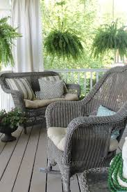 Used Wicker Furniture Ideas About Painted Wicker Furniture On Pinterest  Painting