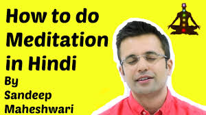 how to meditate in office. How To Do Meditation By Sandeep Maheshwari | At Home In Hindi For Beginners Meditate Office