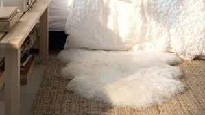 ikea faux fur rug faux fur rug genuine sheepskin rug white ivory throw ikea faux fur rug grey