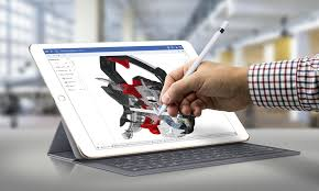 Cad Design Apps For Ipad Onshape Is The First 3d Cad System For Ipad Pro Apple Pencil