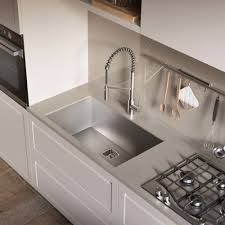 Kitchen Sink Delectable Kraus 16 Gauge Single Basin Undermount