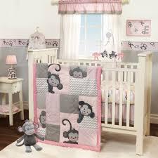 image of crib bedding sets jungle