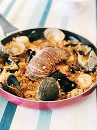 Seafood Paella Recipe for FIFA World ...