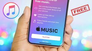 Hướng dẫn nhận 4 tháng nghe nhạc trị giá $59.96 trên Apple Music hoàn toàn  miễn phí