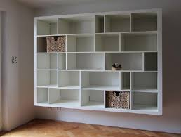 furniture wall shelf unit white mounted shelving lack inside hanging units throughout wall shelving units