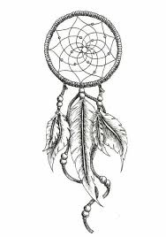 Dream Catchers Sketches Beautiful dreamcatcher Dream catchers tattoos Pinterest 72