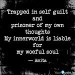 self-guilt