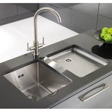 Astracast 10 Bowl Brushed Stainless Steel Undermount Kitchen Sink