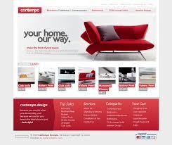 Amazing Of Best Furniture Websites Design 40 78407 Stunning Furniture Website Design