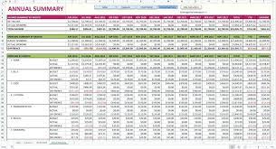 Forecast Budget Template Budget Spreadsheet Excel Template Best Home Budget Spreadsheet