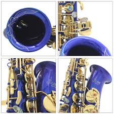 package contents 1 x saxophone 3 x shoulder strap 1 x pair of gloves 1 x cork grease 1 x cleaning cloth 1 x case 2 x mouthpieces