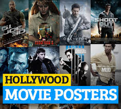 50 Hollywood Movie Posters Graphics Design Freebies