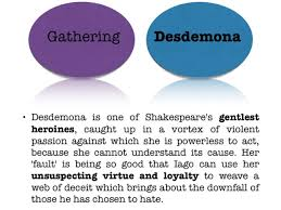 othello essay help 6 gathering desdemona