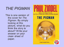there should be no talking ppt the pigman