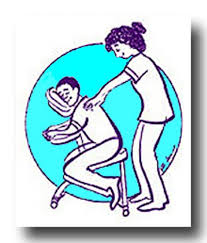 pin chair massage clipart free 6