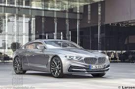 BMW 8/9 Series Rendered Once Again