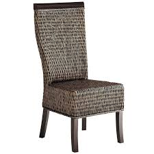 rattan seater light mango dining our handcrafted rattan chair is fully dressed for dinner with a polish