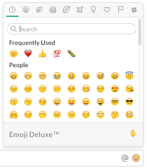 Use Emoji And Emoticons Slack