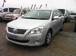 2010 Toyota Premio Photos, 1.8, Gasoline, Automatic For Sale