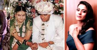 not happy with her marriage with ajay devgn
