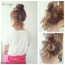ショート編私服で楽しむ花火大会ヘアアレンジ6選 Hair