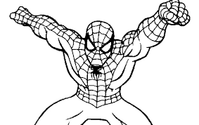 Immagini Da Colorare Di Spiderman Con Disegni Di Spiderman Da