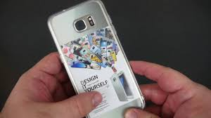 galaxy s7 edge ringke fusion crystal clear diy case review