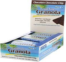 Coconut Secret Crunchy Grain Free Granola Bar ... - Amazon.com