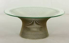 Trend Platner for Knoll Coffee Table