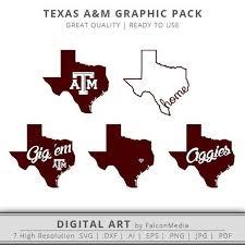 Hi, i'm kathryn, and i'm a fontaholic. Texas A M Svg Graphic Pack Aggies Texas Svg Digital Download Aggies Svg Aggies Dxf Gig E Texas A M Logo Gig Em Aggies Texas A M